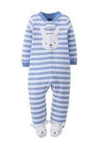 Baby Boy Bunny PJs