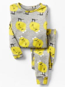 Bow Chick PJs