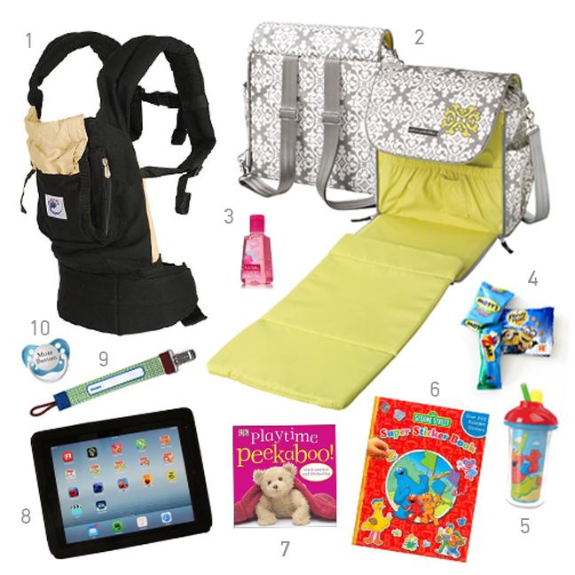 Flying Essentials- Toddler
