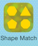 Shape Match Kids