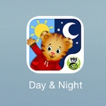 Daniel Tiger Day and Night