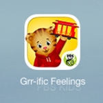 Daniel Tiger Grrific Feelings